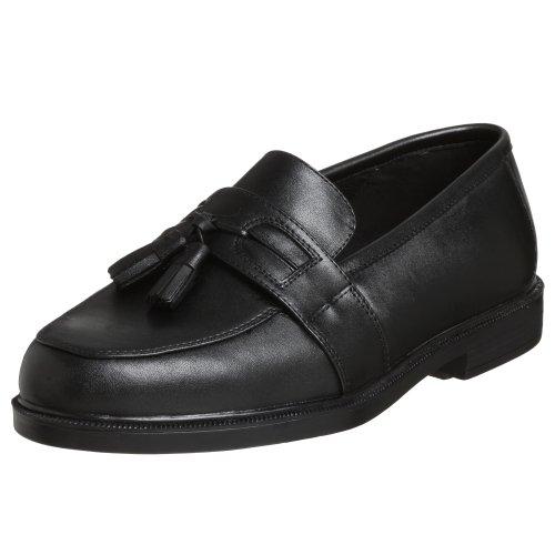 Propet Men's M1268 Atlanta Walker Dress Shoe,Black,12 M US (Atlanta Tassels)