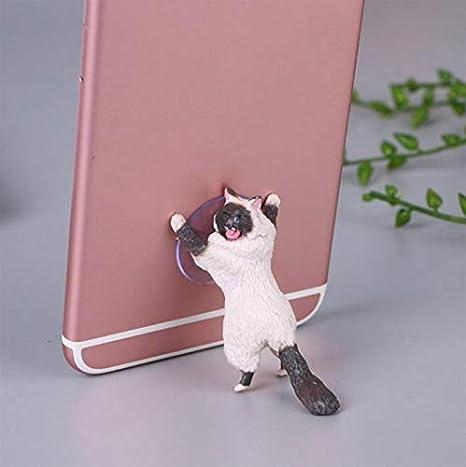 PTICA Soporte para teléfono Cute Cat Tablets Escritorio Lechón ...