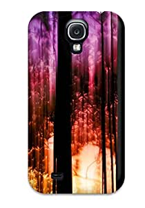 Galaxy S4 Case Slim [ultra Fit] Nature Protective Case Cover