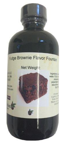 Fudge Brownie Flavor Fountain OliveNation product image