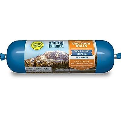 Natural Balance Duck & Turkey Formula Roll from Dick Van Patten's Natural Balance Pet Foods, Inc.