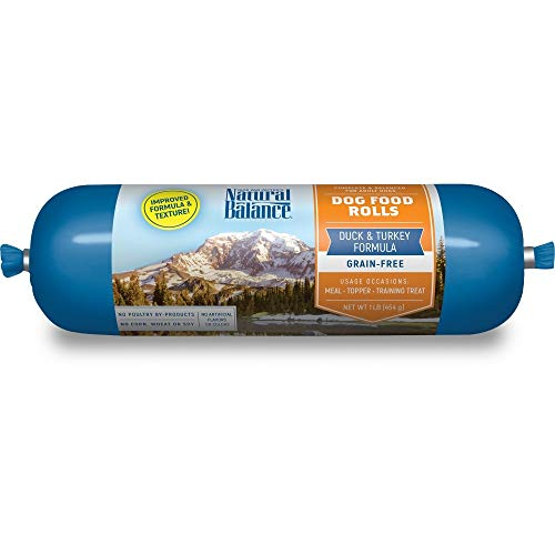 Natural Balance Duck & Turkey Formula Roll