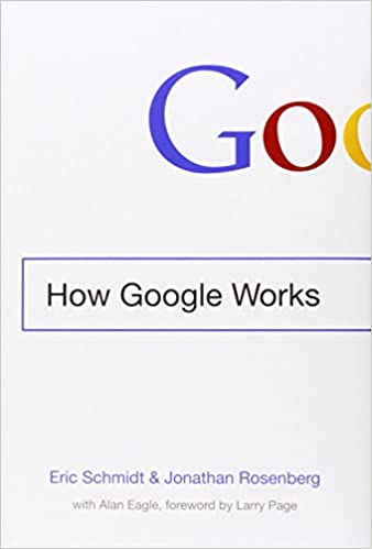 How Google Works.