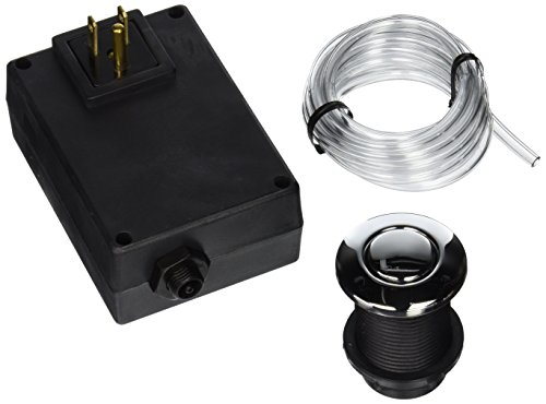 Mountain Plumbing MT951/CPB Disposal Air Switch, Polished Chrome ()