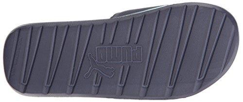 Puma Menns Starcat Sfoam Atle Sandal Blue Danube / Peacoat