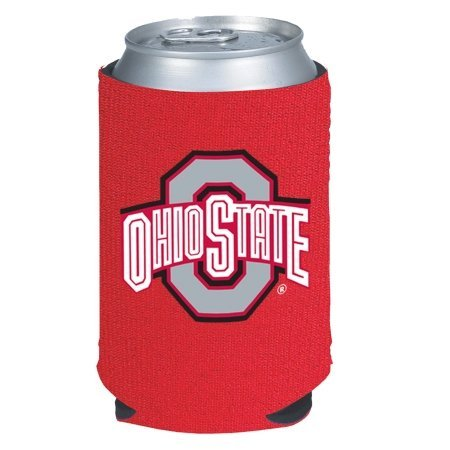 Kolder Ohio State Buckeyes Kaddy Can Holder - State Beverage Buckeyes Ohio