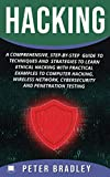 img - for Hacking: A Comprehensive, Step-By-Step Guide to Techniques and Strategies to Learn Ethical Hacking With Practical Examples to Computer Hacking, Wireless Network, Cybersecurity and Penetration Test book / textbook / text book