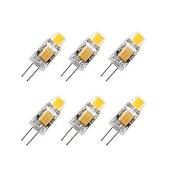 La Farah 1 2 Watt Dimmable G4 Led 12v Ac Dc Bi Pin Light