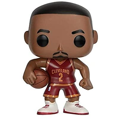 Funko POP NBA: Kyrie Irving Collectible Vinyl Figure: Funko Pop! Nba:: Toys & Games