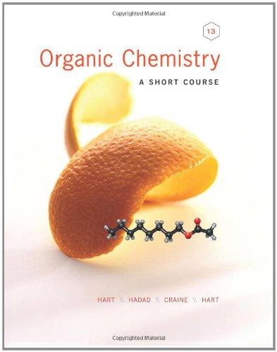 Organic Chemistry:Short Course