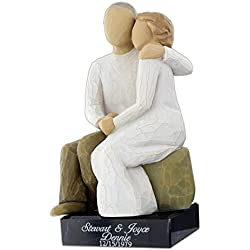Personalized Willow Tree Anniversary Figurine