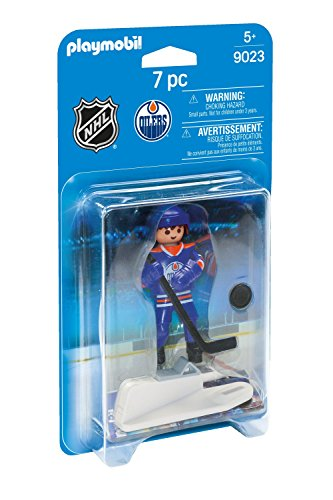 PLAYMOBIL® NHL Edmonton Oilers Player (Oilers Mini)