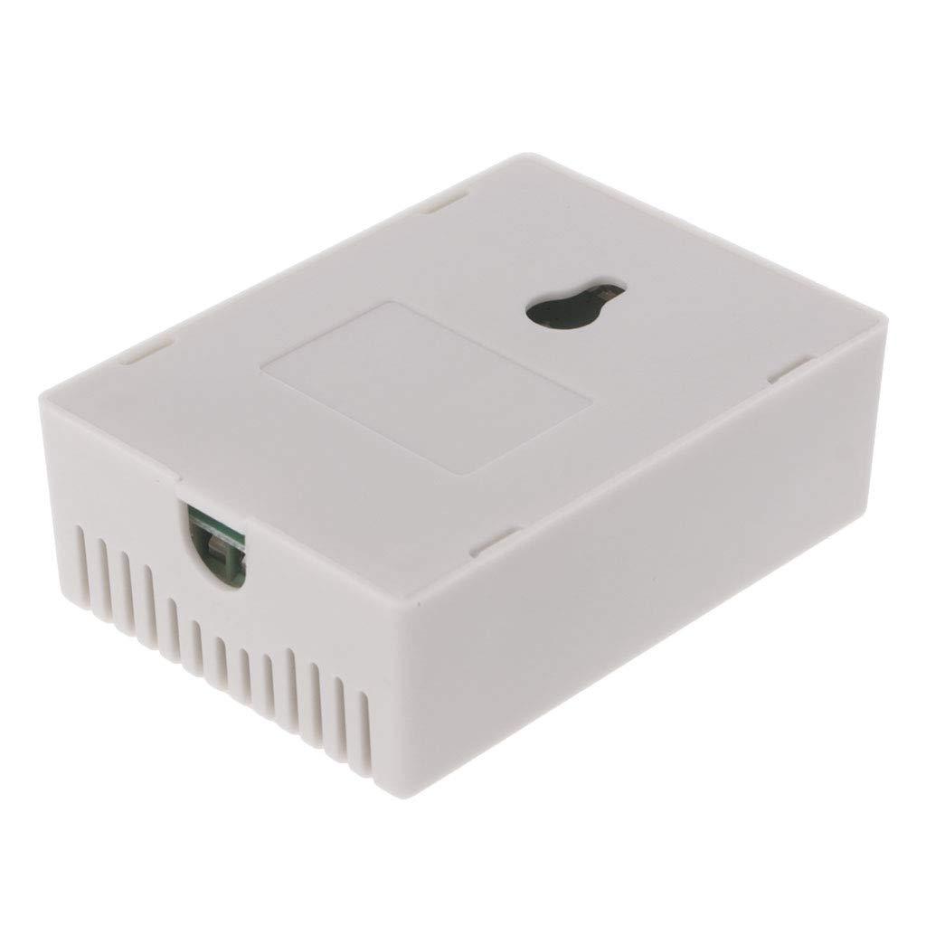Baodanjiayou Relais 4/canaux 24/V sans Fil RF Remote Control Switch Module r/écepteur 2/transmetteurs