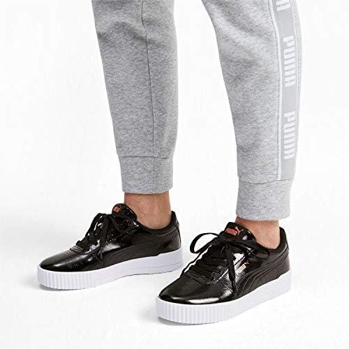 Puma - Baskets pour femme Carina P - - Noir , 41 EU