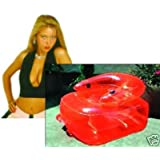 "Aufblasbarer Sessel ""Fesselsessel Love Chair"" | Farbe: orange"