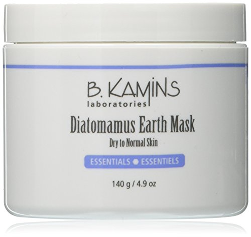 B. Kamins Diatomamus Earth Mask, 4.9 Ounce by B. Kamins