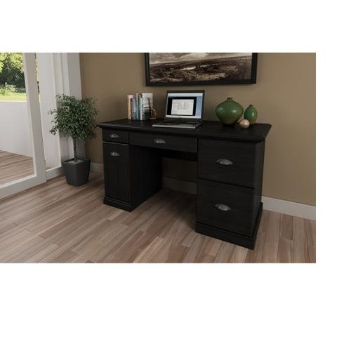 Better Homes and Gardens Desk Black Ebony Ask