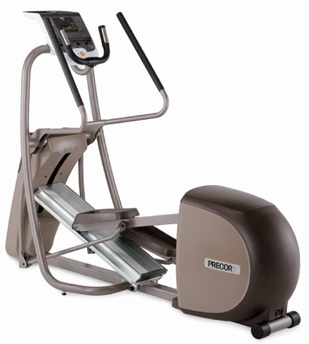 Precor EFX 5.33 Premium Series Elliptical Fitness Crosstrainer Review