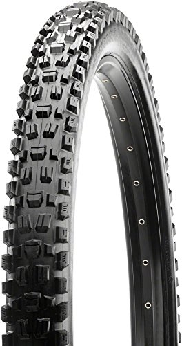 Maxxis Assegai Tire: 29 x 2.50, Folding, 60tpi, 3C MaxxGrip, Tubeless Ready, Wide Trail, Black by Maxxis