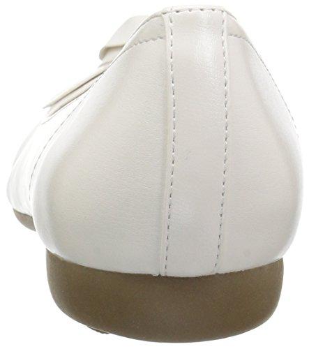 Blanco Planas NATURAL para SOUL Bailarinas Oakley Mujer AqtY7Aw