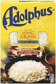 UPC 013400022428, Adolphus Long Grain Rice 28 oz (Pack of 2)