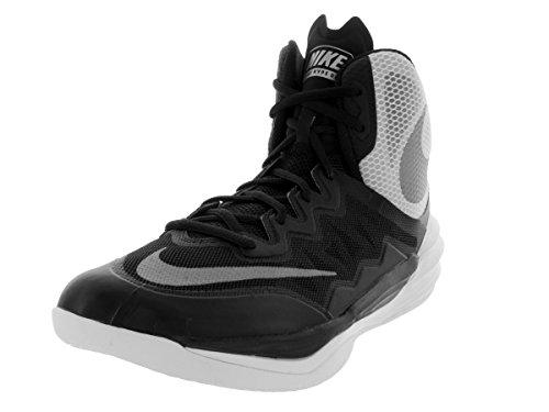 II Chaussures Reflect Sport de Silver DF White Homme NIKE Hype Prime Taille Basketball Black Noir qwnpBptR