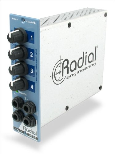 Radial Chain Drive 500 Series Distribution Amplifier