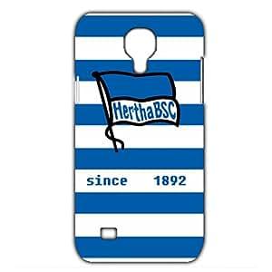 Famous Design FC Hertha BSC Theme Football Club Phone Case Cover For Samsung Galaxy S4mini 3D Plastic Phone Case
