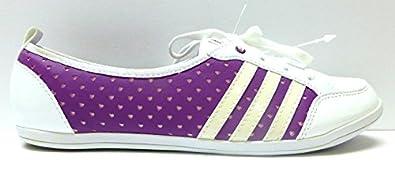 official images sold worldwide crazy price adidas NEO PIONA G52755 Damen Sneaker Schuhe Gr. 42 UK 8 ...