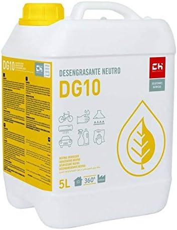 REPORSHOP - Dg10 5L. Limpiador Desengrasante Neutro Al Uso: Amazon ...