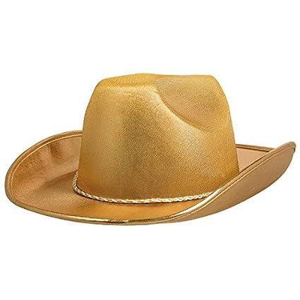 Amazon.com  Amscan Velour Cowboy Hat c1951c4b9e4