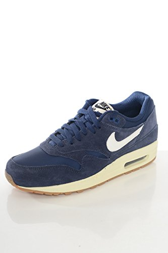 size 40 bdf89 d338d Nike Air Max 1 Essential - Basketball Blue Blue Size 6 Amazon.co.uk Shoes   Bags