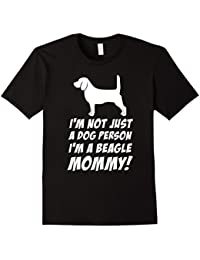 I'M A BEAGLE MOMMY Tshirt