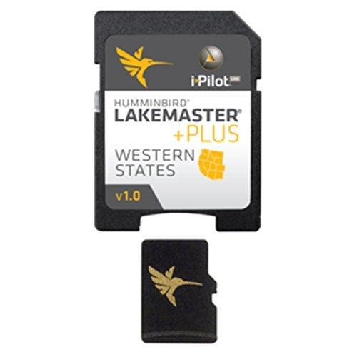 Humminbird LakeMaster Western States PLUS - MicroSD Consumer Electronics by Humminbird