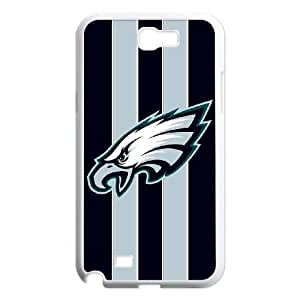 Cowboys VS. Eagles Samsung Galaxy N2 7100 Cell Phone Case White Phone cover Y4445196