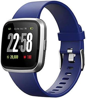 XANES V12C Waterproof Smart Watch Fitness Tracker Smart Bracelet ...