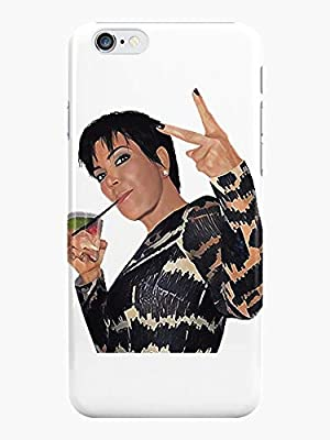 new concept c020f a0ca7 kris jenner Phone Case (Matte) for Apple Iphone 6/6s: Amazon.com