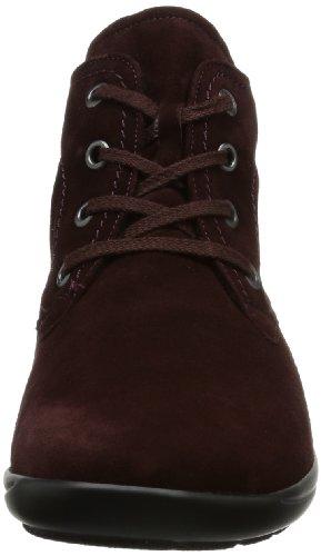 Semler B70153-041-068 Damen Chelsea Boots Rot (cassis 068)