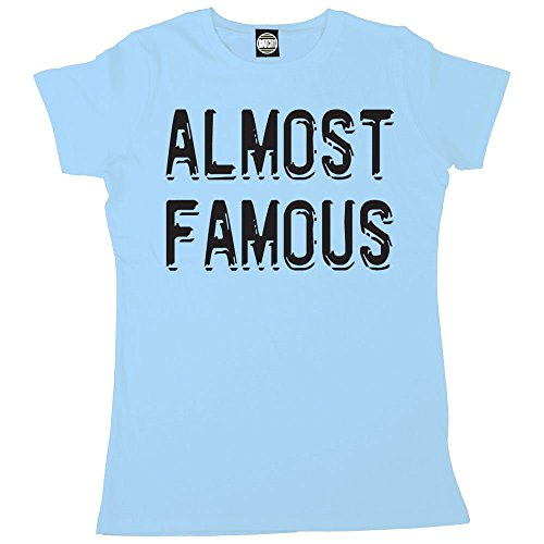 Batch1 Women's Almost Famous Celebrity Fame Printed T-Shirt X-Large Light -