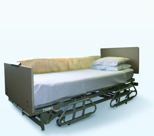 Synthetic Sheepskin Bed Rail Pads 18ÊÊ x 60ÊÊ Pair