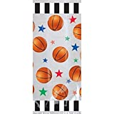 Amscan Basketball Party Treat Bags 20/pkg