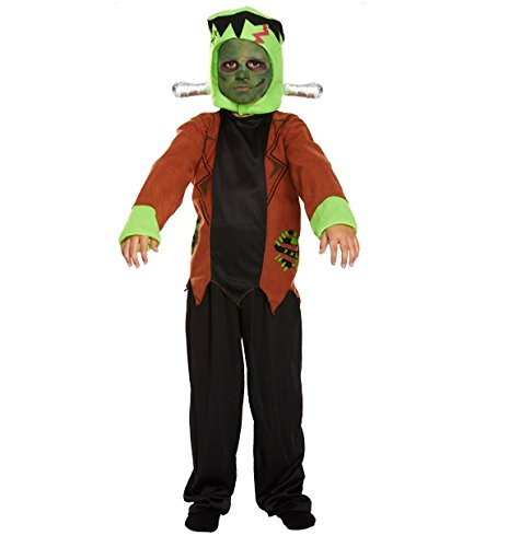[Boys Frankenstein Monster Halloween Horror Book Day Fancy Dress Costume Outfit (10-12 years)] (Boys Frankenstein Costumes)