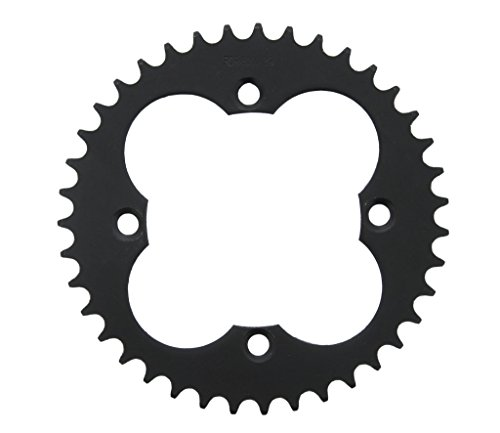 1986 1987 Fits Honda TRX250R TRX 250R 39 Tooth Rear Black Sprocket ()