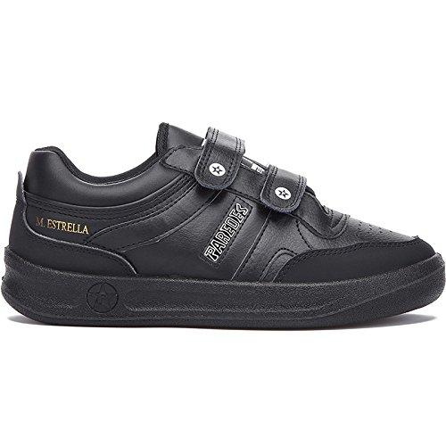 Paredes DP101 NE49 Estrella Velcro Chaussures de travail O1 Taille 49 Noir HVB6eMx
