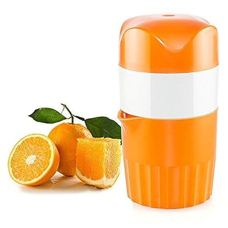 BaBaSM Exprimidor de Frutas Prensa de Mano, Hecha a Mano Manual Fruit Orange Juicer Machine Exprimidor de limón Kitchen Juicer Tools: Amazon.es: Hogar