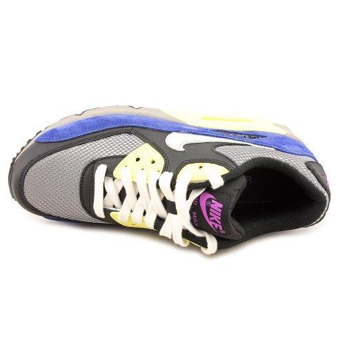 Nike Dual Fusion Run 3 (GS) - Zapatillas para niño blau/gelb/silber