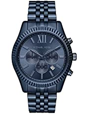 Michael Kors Lexington Chronograph Stainless Steel Watch