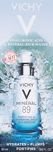 Vichy Minéral 89 Daily Skin Booster Serum and Moisturizer, 1.69 Fl. Oz. by Vichy (Image #2)