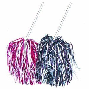 Two Color Rooter Pom - Qty. 10