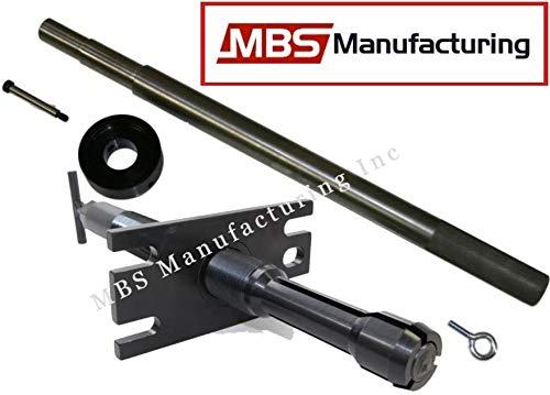MBS Mfg Alpha Bravo OMC Volvo Gimbal Bearing Installer Puller + Align Tool Mercruiser (Mercruiser Bearing Gimbal)